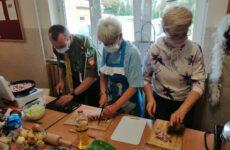 Więcej o: Warsztaty kulinarne w Centrum Edukacji Kulturalnej w Kijewie